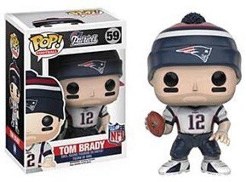 Funko POP NFL: Wave 3 - Tom Brady Action Figure,Multi-colored