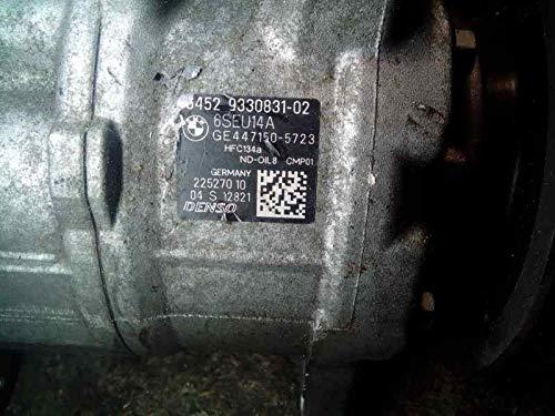 Compresor Aire Acondicionado S Octavia Berlina (1z3) GE447150572322527010 6SEU14A (usado) (id:dlaap171043)