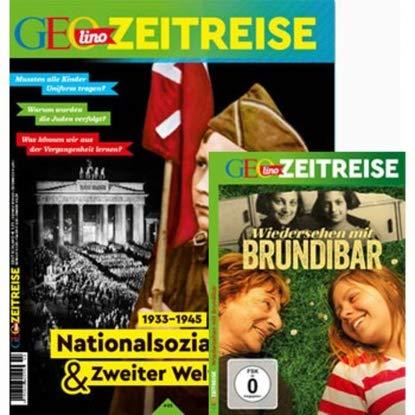 GEOlino ZEITREISE mit DVD 2/2017