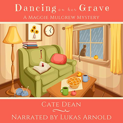 Dancing on Her Grave cover art