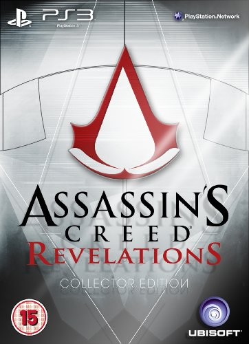 Ubisoft Assassin's Creed Revelations (Collectors Edition), PS3 - Juego (PS3, ENG)