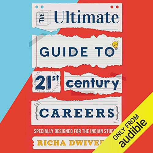 The Ultimate Guide to 21st Century Careers cover art