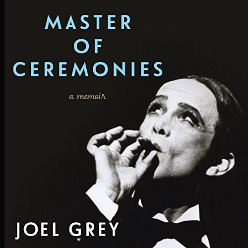 Master of Ceremonies audiobook cover art