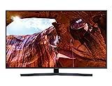 Samsung UE65RU7400U Smart TV 4K Ultra HD 65' Wi-Fi DVB-T2CS2, Serie RU7400 2019, 3840 x 2160 Pixels, Grigio