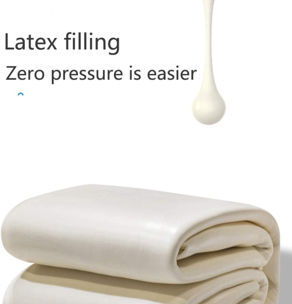 TRGCJGH Silky Nano Latex Cool Bed Housse De Matelas Drap De Lit D'été Taie d'oreiller Enfants Summer Sleeping Bed Mat Set pour Adultes,10-180 * 200CM 11-180*200cm