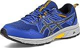 ASICS Men's Gel-Venture 8 Running Shoes, 11, Monaco Blue/Black