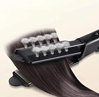 Ceramic Tourmaline Ionic Flat Iron Hair Straightener with