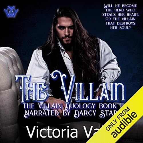The Villain: A Dark Regency Erotic Romance cover art