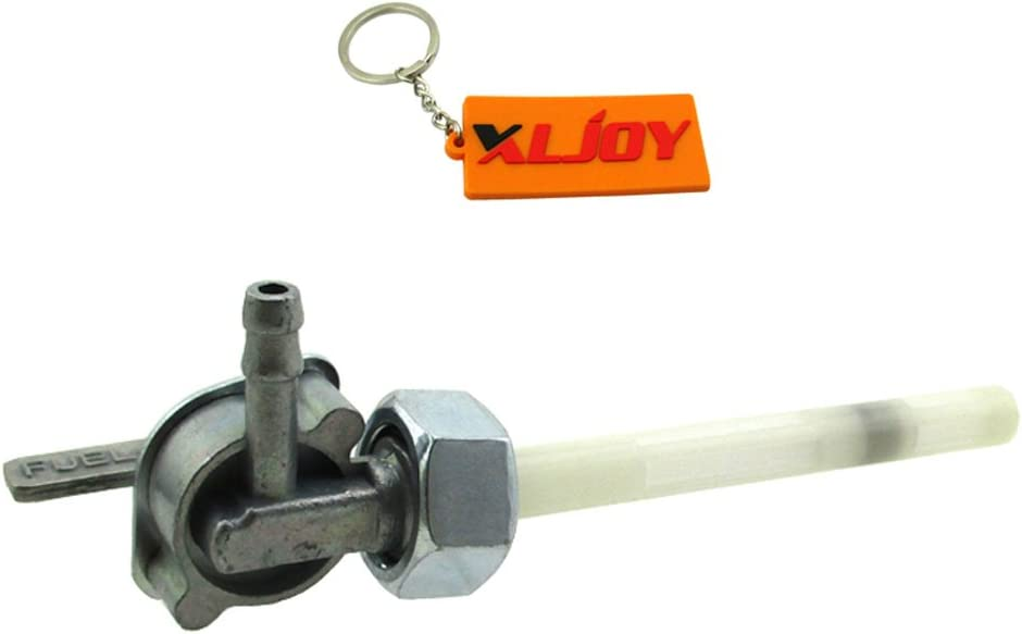 XLJOY Max 40% OFF 14mm x 1mm Fuel Valve Petcock Assembly For 1978-1979 Very popular! CM185