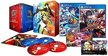 Persona Dancing All-Star Triple Pack - PS4 Japanese ver.