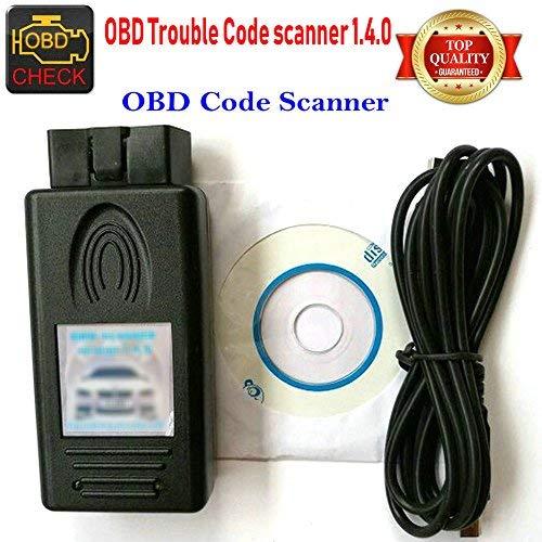 OBD code Scanner 1.4.0 Strumento di interfaccia diagnostica OBD-HR-Tool®