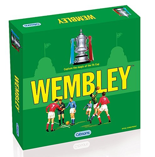 Gibsons Wembley Family Board Game by Gibsons