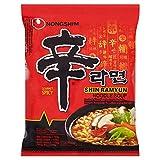 Nong Shim Nouilles Instantanées Shin Ramyun 120 g