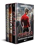 Omega Superhero Series: Books 1-3 (Superhero Box Set)