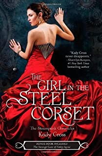 The Girl in the Steel Corset by Cross, Kady(April 17, 2012) Paperback