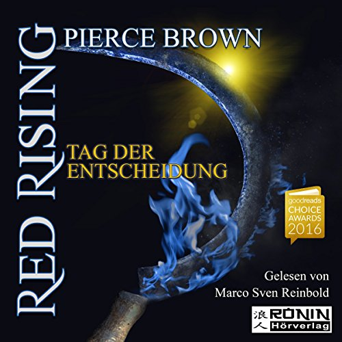 Tag der Entscheidung (Red Rising 3) audiobook cover art