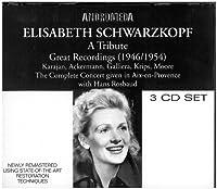 A Tribute (1946-1954) by Elisabeth Schwarzkopf (2005-09-02)