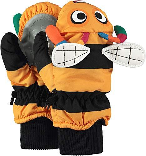 BARTS Nylon Mitts 3D Guantes, Multicolor (Multicolore 0017), 85 (Talla del fabricante: 2) para Niños
