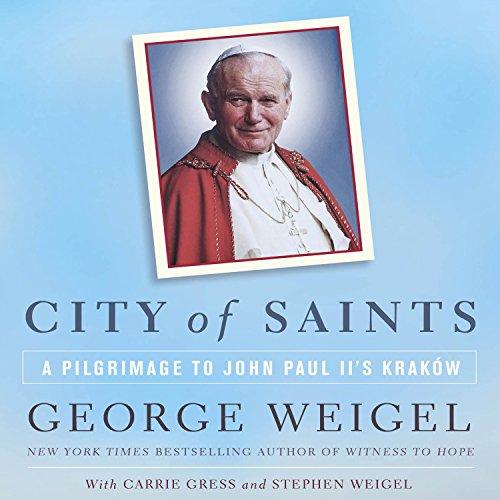 City of Saints audiobook cover art