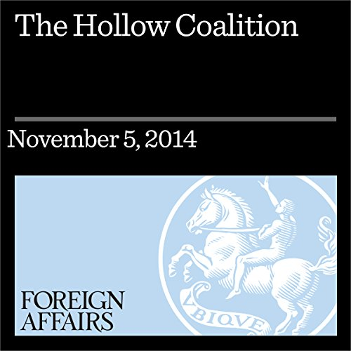 The Hollow Coalition audiobook cover art