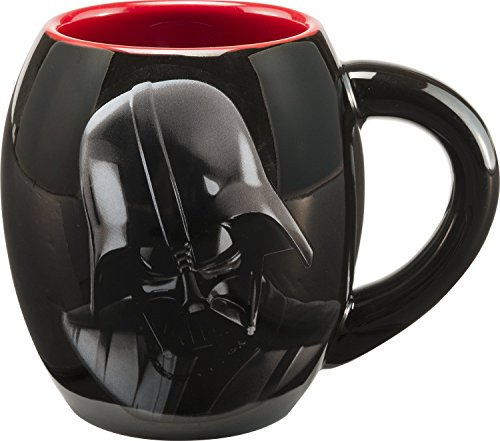 Star Wars 99561 - Darth Vader Keramiktasse, 11 cm, 500 ml