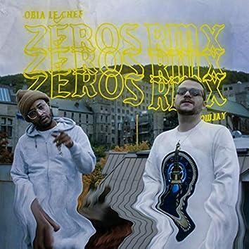 Zéros (feat. Rowjay) [Remix]