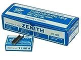 10 Scatoline da 1000 punti - TRASPORTO INCLUSO Punti in acciaio naturale per cucitrici Zenith modello 548 e 590. Passo 6/4