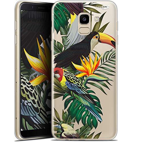 Caseink hoes voor Samsung Galaxy J6 2018 J600 (5.6) beschermhoes Case Gel HD flexibel - anti-shock - gedrukt in Frankrijk