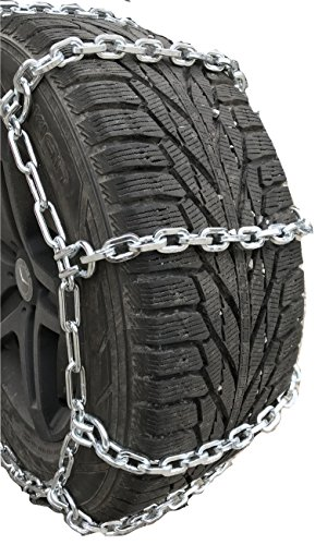 TireChain.com 285/70R-17, 285/70-17 7mm Square Boron Alloy Tire Chains