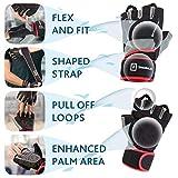 Zoom IMG-2 tavialo guanti palestra uomo per