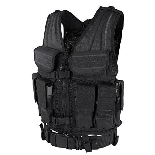 Condor Elite Tactical Vest (Black)