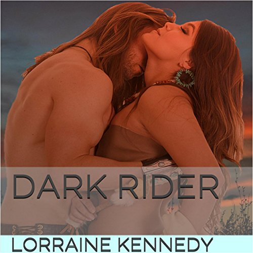 Dark Rider audiobook cover art