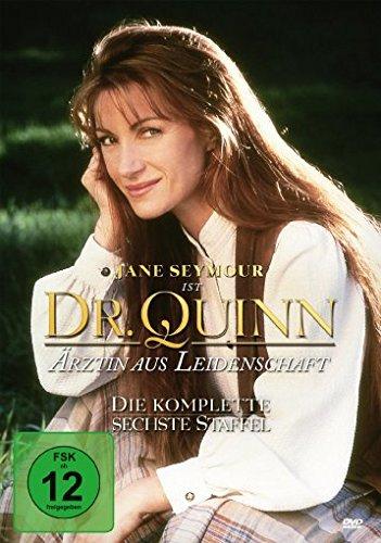 Dr. Quinn - Ärztin aus Leidenschaft Staffel 6 (Amaray) [6 DVDs]
