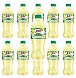 Dole Lemonade 20oz bottles pack of 10, Made with Real Lemon juice and real sugar (Total of 200 FL OZ)