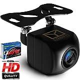 Yanees Backup Camera Night Vision - HD 1080p - Car Rear View Parking