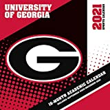 Georgia Bulldogs 2021 12x12 Team Wall Calendar
