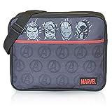 Die besten AVENGERS Messenger Bags - Marvel Avengers Umhängetasche, Kuriertasche Herren, Shoulder Bag Crossbody Bewertungen