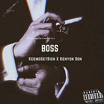 Boss (feat. Kenyon Don)