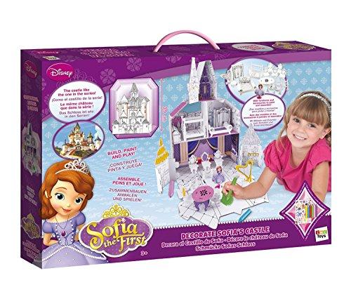 Sofía la Princesa - Castillo para Decorar (IMC Toys 205086)