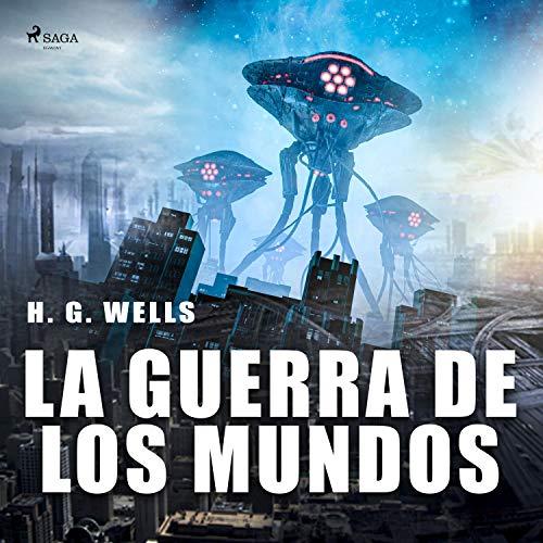 La guerra de los Mundos  By  cover art