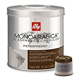 Illy Coffee Intense taste Iperespresso Arabica Selection Brazil Capsule (6 packs)