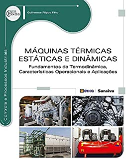 Máquinas térmicas estáticas e dinâmicas: Fundamentos de termodinâmica