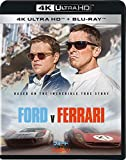 フォードvsフェラーリ 4K UHD[Ultra HD Blu-ray]