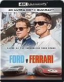 フォードvsフェラーリ 4K UHD[VWBS-7005][Ultra HD Blu-ray] 製品画像