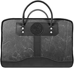 product image for Duluth Pack Computer Briefcase (Wax Grey)