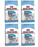 GroßhandelPL Royal Canin Medium Puppy / Junior Hundefutter Trockennahrung 4 x 15 kg