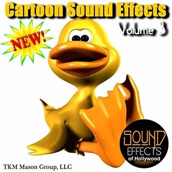 Cartoon Sound Effects - Volume 3