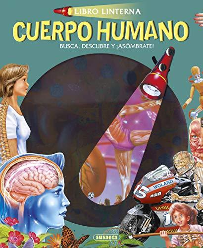 Cuerpo humano (Libro linterna) S3227004, 24 x 27.6 cm