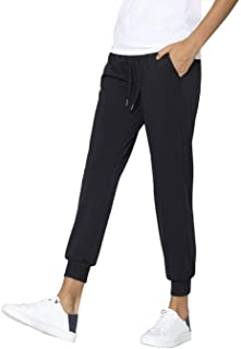 AJISAI Women's Joggers Pants Drawstring Running Sweatpants with Pockets Lounge Wear