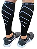 Calf Compression Sleeve Toeless Compression Socks Women & Men Footless Leg Support